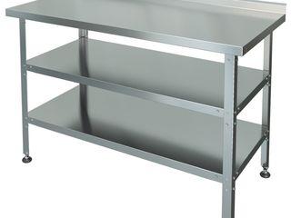 Продам кухонные производственные столы из нержавейки для общепита