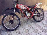 Yamaha Кроссовый Fantik