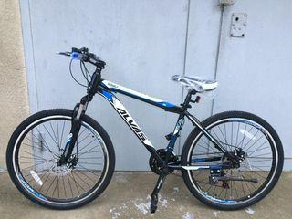 Bicicleta noua adusa din germania alvas schimano