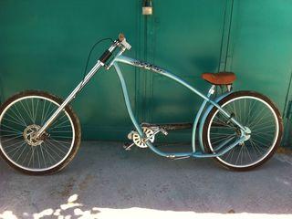 Продам  крутой вело чёппер Velor