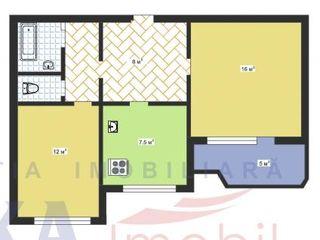 Продам 2-коматную квартиру143 сер.55м2  улица Албишоара 20-35000евро торг
