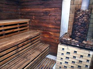 Акция! Sauna pe lemne. de la 150 lei/Сауна на дровах. 24/24