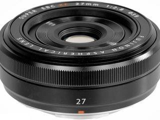 Fujinon XF27mm F2.8 R PH Credit 0%