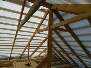 Lemn acoperiș ( leațuri, căpriori,panouri,contrafise, etc) or. Balti