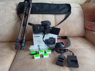 Canon 77D + Canon EF-S 15-85 mm f/3.5-5.6 IS USM Ultrasonic
