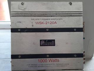 Усилитель Pinkbull 1000w  1350 лей