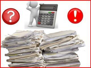 Восстановление проблемного и запущенного бухгалтерского учета