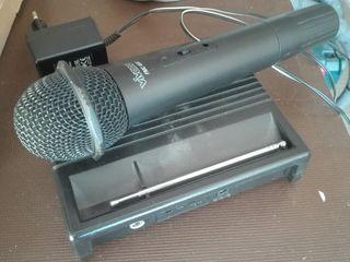"""Радиомикрофон """"Vivanco FVC 4000"""" - 60 euro!"""