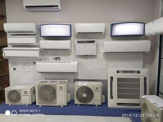 Facem camere frigorifice mantaj .ustanofca holodilnix camer conditionere  4000