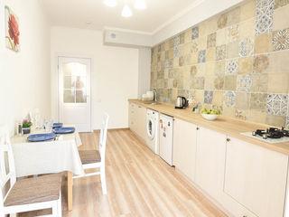 46000 - Se vinde apartament mobilat , în bloc nou (Complexul ExFactor)