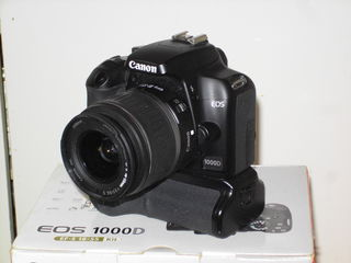 CANON EOS 1000 D kit