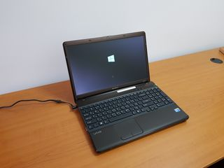 Sony Vaio Made in Japan
