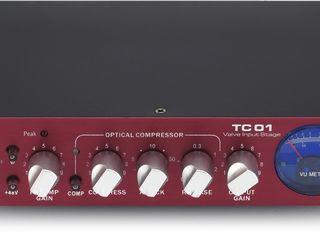 продам Предусилитель SM PRO AUDIO TC01 (tube preamp)