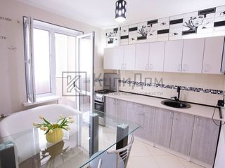 3-комнатная квартира в Тирасполе, с мебелью и бытовой техникой