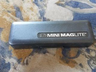 Американский фонарик maglite mini