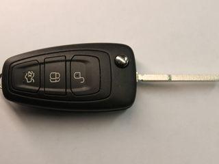 Ключ форд фокус