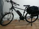 Biciclete Lombardo electrica=1500 euro, pret negociabil bine si MeridaMatts=6000lei
