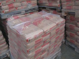 Ciment, materiale de construcții
