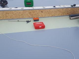 Executăm Reparații Acoperișuri cu membrane PVC. Hidroizolații Profesionale cu Garanție ÎNToată ȚARA
