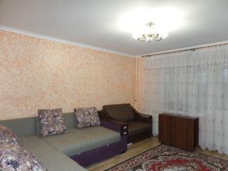 Sculeni, Zonă de parc, Apartament cu trei odăi, seria 135,  Reparatie capitala, mobilat - 60000e
