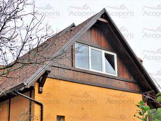 Ai nevoie de un acoperiș perfect. Apelează-ne! Acum și fasade!