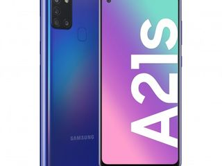 Samsung Galaxy A21s - Livram rapid, sigur si calitativ!