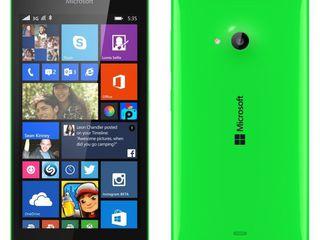 Nokia Lumia Microsoft  535, 540 новые запечатанные (sigilate)-стильные яркие быстрые!!