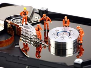 Профессиональное восстановление данных и ремонт HDD SSD M2
