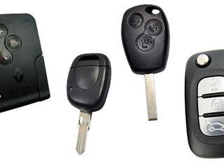 Ключи Renault/ Dacia