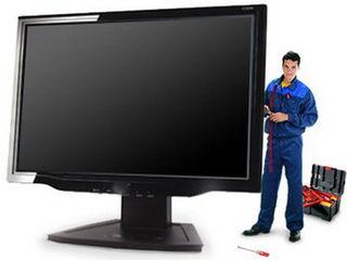 Срочный ремонт мониторов и телевизоров (lcd,plasma,led). Гарантия. Опыт. Запчасти. Без выходных.