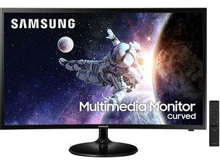 "Samsung lc32f39mfuuxen, monitor curbat led va, 31.5"", full hd, 60hz, preț nou:5499lei,hamster."