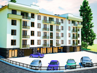 """""""Groniscon"""" SRL Apartamente cu 1 2 3 4 odai in Ialoveni, centru"""