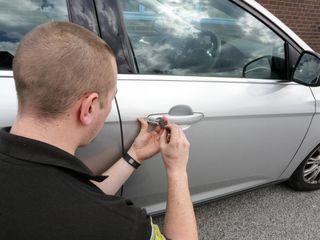 Открыть машину Чип ключ