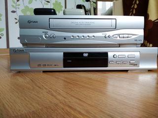DVD + VHS