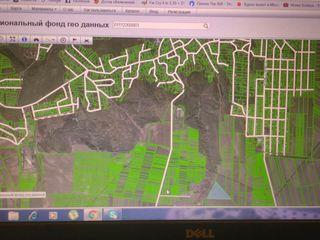 Продам землю 2.5 г для сельхозугодий рядом с Кишиневом 7000 евро