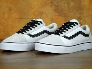 Vans Old Skool White & Black (41, 42)