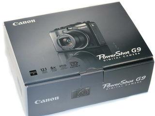 Canon G9! Цена 180евро!!! или меняю на телефон!!!
