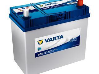 Acumulator varta (germania) 12v 45ah - garantie 2 ani!!!