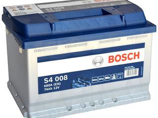 Acumulator Bosch S4 008 74Ah 680A (0092S40080)