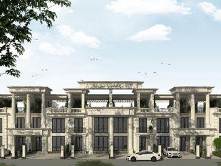 Townhouse de Lux, sect. Riscani