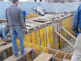 Lucrari de betonare si zidarie