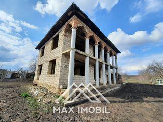 Casă în sat. Grigorăuca. 129,2 m2. Teren 22 ari. 2km de la Sîngerei.