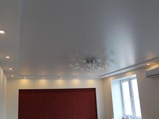 Установка натяжных потолков выгодно,практично,красиво!