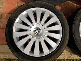Jante Volkswagen R17 + anvelope