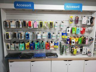 Чехлы и защитные стёкла для iphone и samsung!