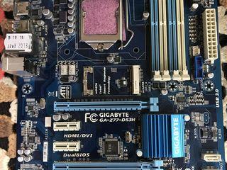 socket 1155 Gigabyte GA-Z77-DS3H