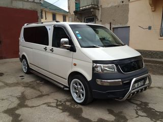 Volkswagen T 5 Long