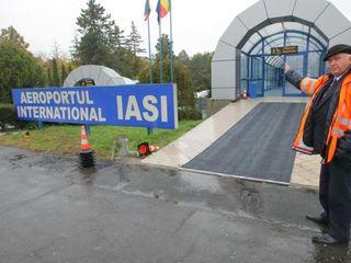 Transfer Aeroport Iasi-Chisinau