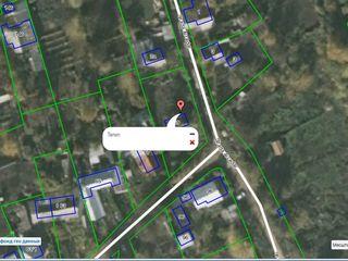 Продается участок,площадью 7.5 соток в хорошо развитом регионе г. Кишинева