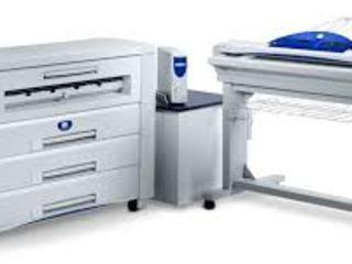 Servicii de plotare scanare printare copiere format mare, color si alb-negru! Scaner! Сканер!